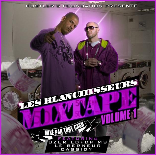 Les Blanchisseurs Mixtape Vol.1